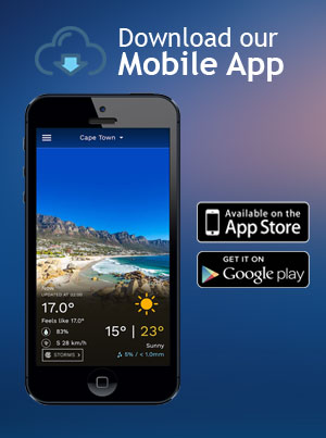AfricaWeather free smartphone weather app | AfricaWeather